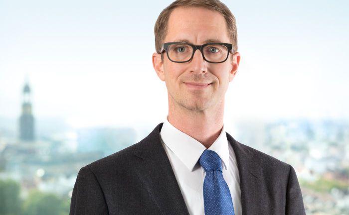 Urs Schubiger: Der Quantitative Strategist bei Aquila verantwortet das neue Long-Short-Produkt der Investmentgesellschaft.|© Aquila Capital