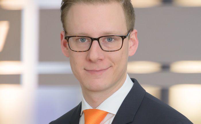 Dominik Heinle kehrt in der Funktion Leiter Private Banking zurück zur Raiffeisen-Volksbank Donauwörth.|© Raiffeisen-Volksbank Donauwörth