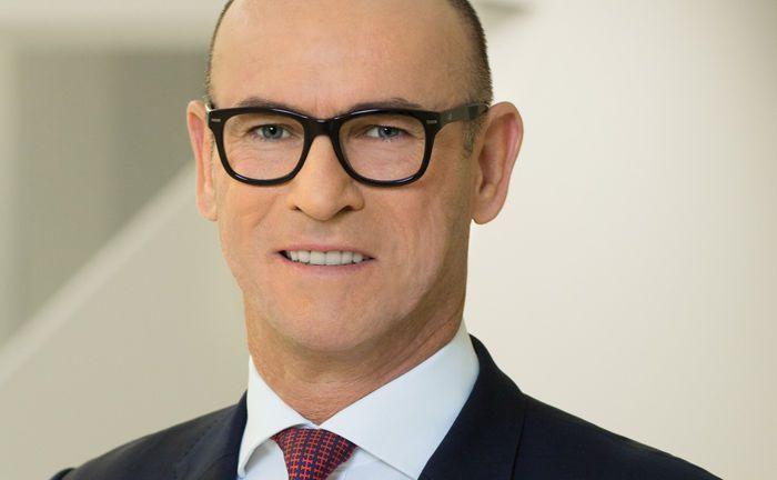 Peter Buschbeck kam 2009 zur Hypovereinsbank und verlässt nun Ende Februar das Institut, um sich neuen Aufgaben zu widmen.|© Hypovereinsbank