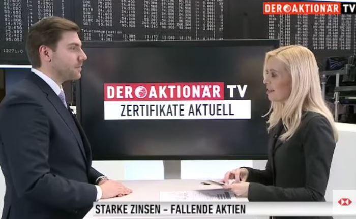 """Volatilität: """"Anleger müssen mit stärkeren DAX-Bewegungen rechnen"""""""