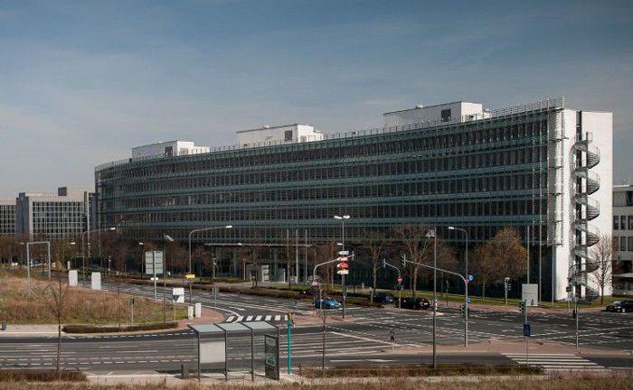 Gebäude der Bafin in Frankfurt am Main. Die Finanzaufsichtsberhörde hat eine Stellungnahme zu Initial Coin Offerings und sogenannten Token veröffentlicht.|© Bafin