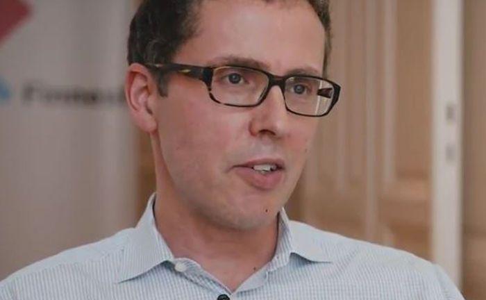 Günther Lindenlaub, einer der Geschäftsführer des Wiener Fintechs Finnest, war zuvor länger als ein Jahrzehnt in verschiedenen Positionen der Raiffeisen Bank International tätig.
