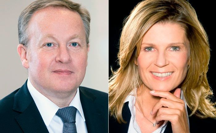 Jörg Neunzig und Susanne Gerlach: Die Neuen bei der Deutschen Oppenheim Family Office sollen das Immobilien-Team verstärken.|© Deutsche Oppenheim Family Office