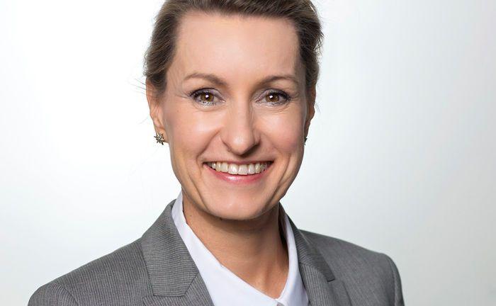 Nach 17 Monaten bei Oddo BHF: Stefanie Salata wird Vorstand bei der Volksbank Lüneburger Heide.|© Oddo BHF