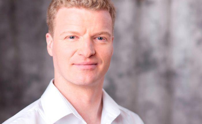 Marc Siebel von der Fondsboutique Peacock Capital: Der Portfoliomanager mit einer nüchternen Betrachtung Europas Unternehmensgewinnen und Aktienbewertungen.