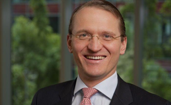 """Christoph Bergweiler, J.P. Morgan AM: """"Unsere neuen Produkte sind präzise auf die Anforderungen von ETF-Anlegern abgestimmt."""""""