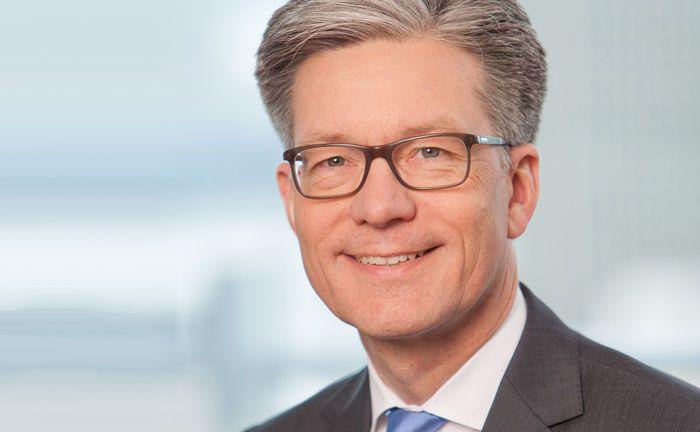 Klaus Bollmann ist Mitglied der Geschäftsführung der Union Investment Institutional Property.