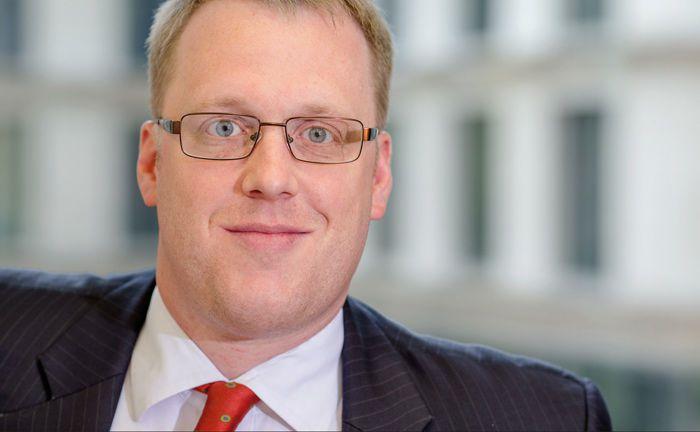 Christian Vomberg widmet sich bereits sei tJuni 2017 dem Ausbau des Geschäftsmodells Vermägensverwaltung für Sparkassen. Nun wurde ihm offiziell die Leitung des Projekts übertragen.