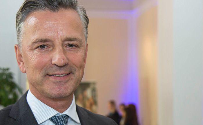 Werner Zenz ist Vorstandssprecher im Bankhaus Spängler.