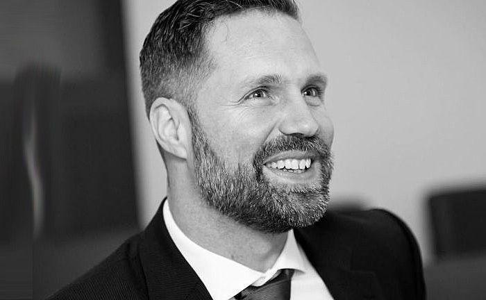 Stephan Volkmann von der neugegründeten Personalberatung Accelerando Associates
