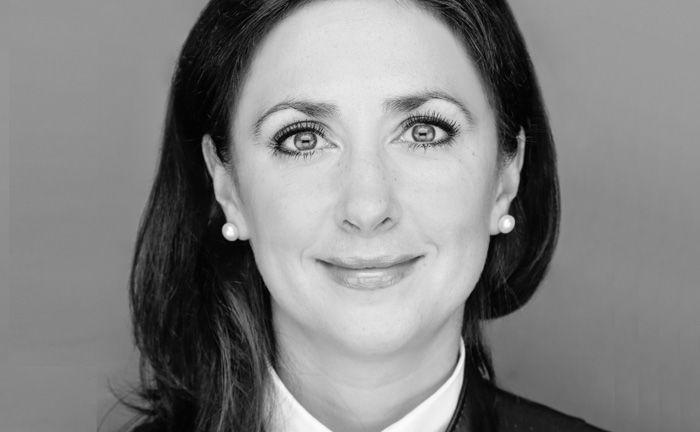 Elena Geifmann-Klöpfel von KPMG Deutschland: Die Beraterin beschäftigt sich in ihrer Promotionsarbeit unter anderem mit Kunstindizes.