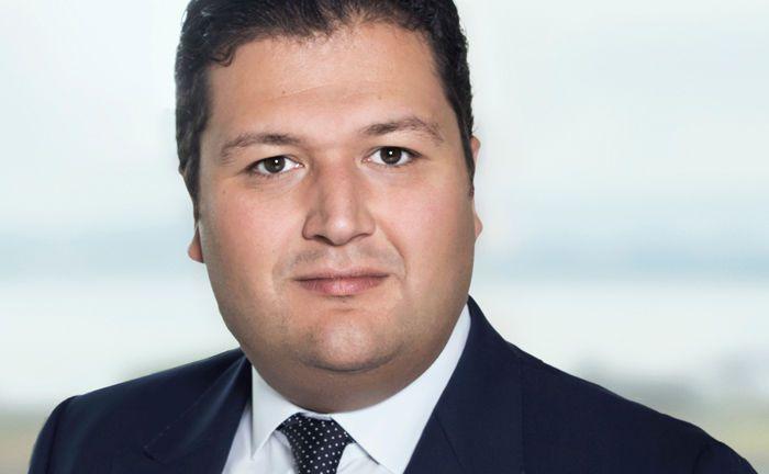 Lahcen Knapp ist Chef des Zuger Investmentmanagers Empira.|© Empira