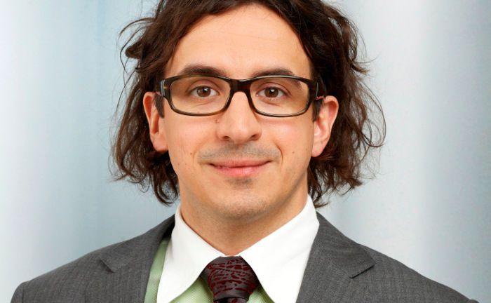 Markus Hammer: Der Branchenexperte bei PwC Deutschland berichtet von Optimismus bei Chefs aus dem Asset und Wealth Management. |© PwC Deutschland