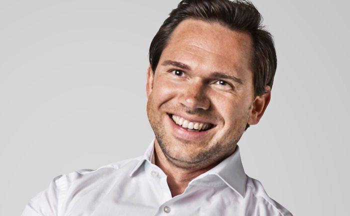 Sebastian Hasenack ist Geschäftsführer und Mitgründer des deutsch-luxemburgischen Fintechs Investify.