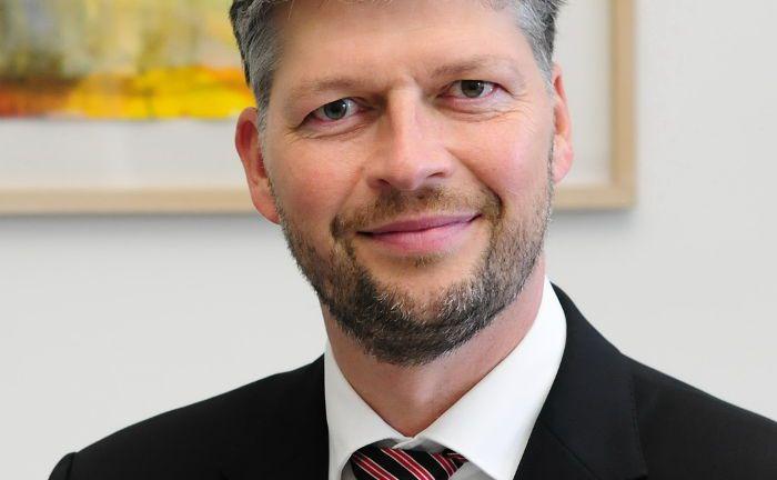 Rolf Kieckebusch: Der Vorstand der Kirix Vermögensverwaltung verantwortet ein Gesamtvermögen von rund 350 Millionen Euro.