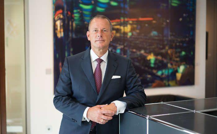Vorstandsmitglied Oliver Zimmermann ist bei Youmex unter anderem für die Vermögensverwaltung mit verantwortlich|© Youmex