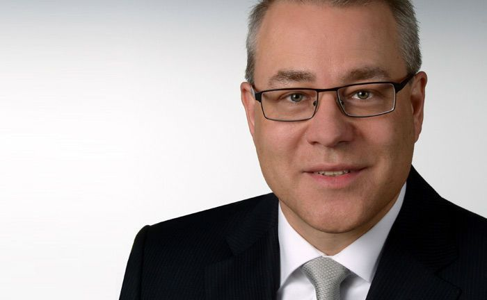 Detlef Byallas von der Berenberg Bank: Der 48-Jährige soll sich künftig um das Geschäft mit institutionellen Kunden der Bank kümmern.