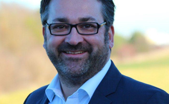 Markus Köppl von der MK Anlegergesellschaft: Er sucht für einen Mandanten eine 32-KWG-Hülle am Markt.