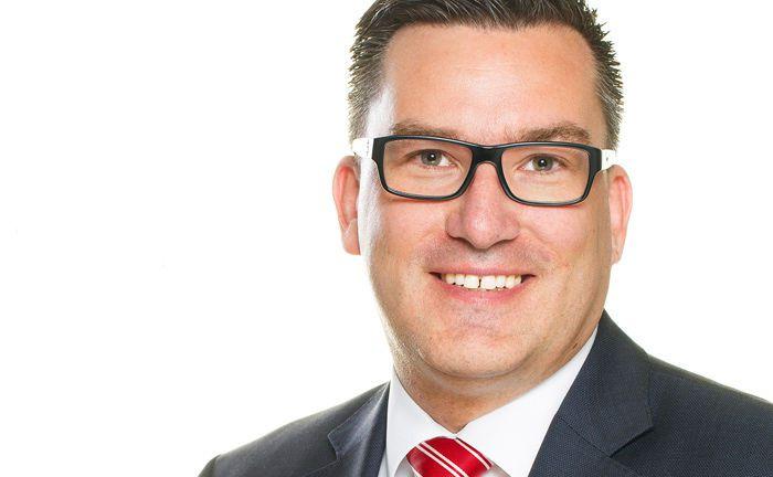 Ulli Sauer übernimmt das Vorstandsressort Firmenkunden und Private Banking sowie Eigenanlagen bei der Sparkasse Vorderpfalz.|© Sparkasse Vorderpfalz