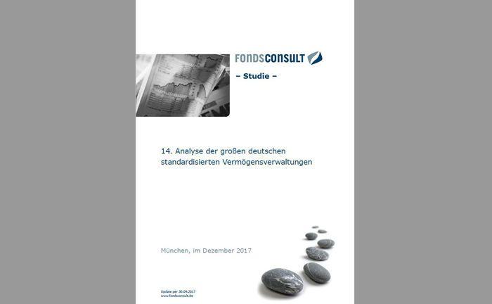 Die 14. Fondsconsult-Studie nimmt die standardisierten Vermögensverwaltungen der fünf größten deutschen Anbieter unter die Lupe.