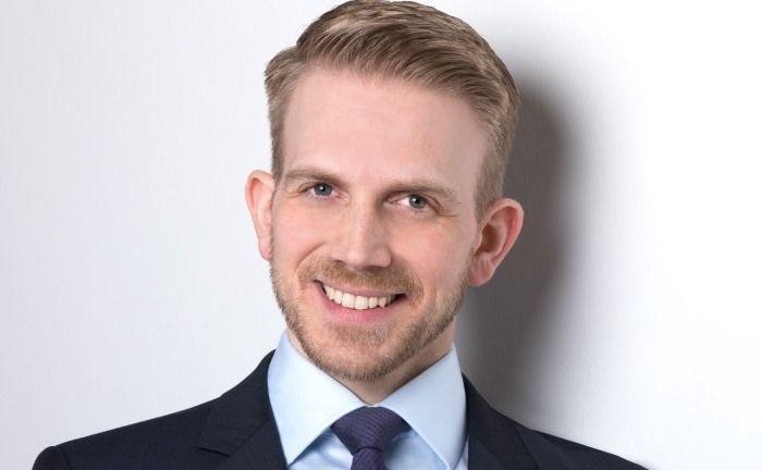 Christian Köker, Zertifikate-Experte bei HSBC