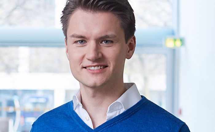 Christian Ropel ist Mitgründer und Geschäftsführer von Weadvise, einem Anbieter von Robo-Advisory-Technologie.|© Weadvise