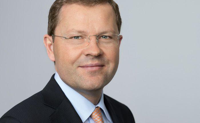 Bankmanager Jürg Zeltner: Sucht derzeit nach neuen Herausforderungen – vielleicht auch bei der Deutschen Bank?|© UBS