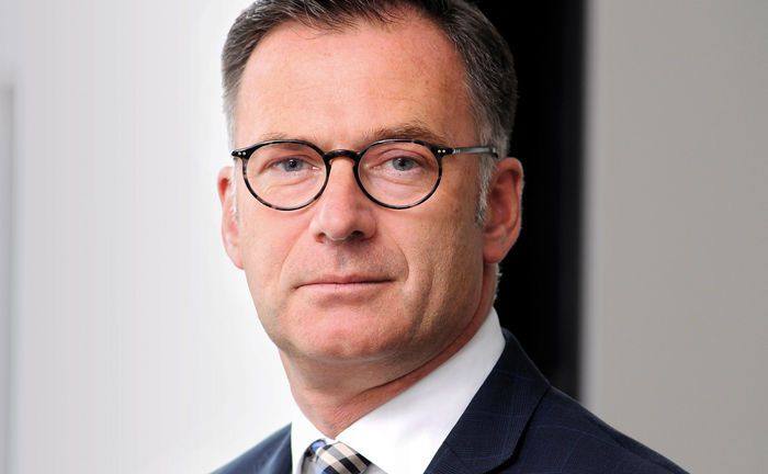 Thomas Buckard ist Vorstand des Vermögensverwalters Michael Pintarelli Finanzdienstleistungen, die er 2000 zusammen mit vier Partnern gründete.|© Bettina Oswald