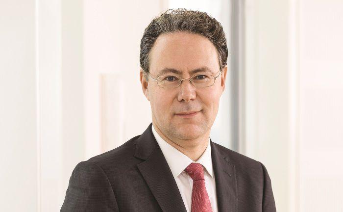 Frank Hagenstein löst Andrea Sauer an der Spitze der Geschäftsführung von LBBW AM ab.|© Deka