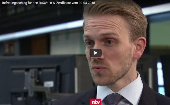 """Befreiungsschlag für den Dax: """"Long-Only ist derzeit keine gute Strategie"""""""