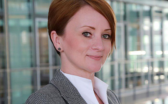 Inga Krzeczkowska leitet die Abteilung Analytics & Engineering bei der Apobank. |© Apobank