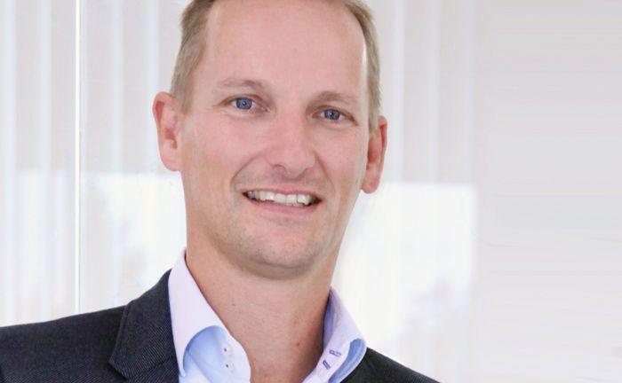 Dirk-Jan Schuiten ist Geschäftsführer von Prospery, dem digitalen Vermögensberater der niederländischen Bank ABN Amro.|© Prospery