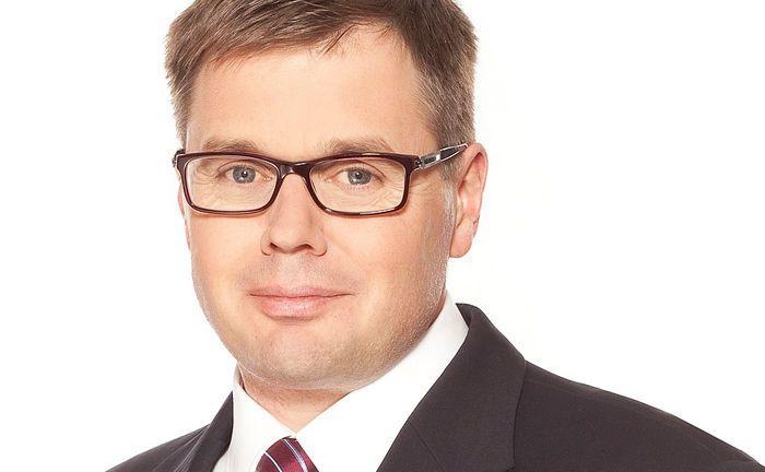 Olof Seidel wird ab 1. Mai Generalbevollmächtigter der Nord/LB und soll nach Erlaubnis der Aufsicht in den Vorstand der Landesbank aufsteigen.|© Norddeutsche Landesbank