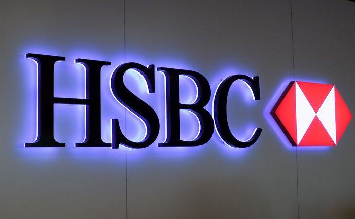 Logo der HSBC: Exklusive Boni verdienen die Private Banker des Hauses mit am besten.
