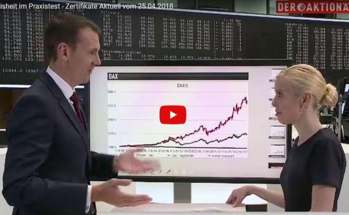 Börsenweisheit im Praxistest