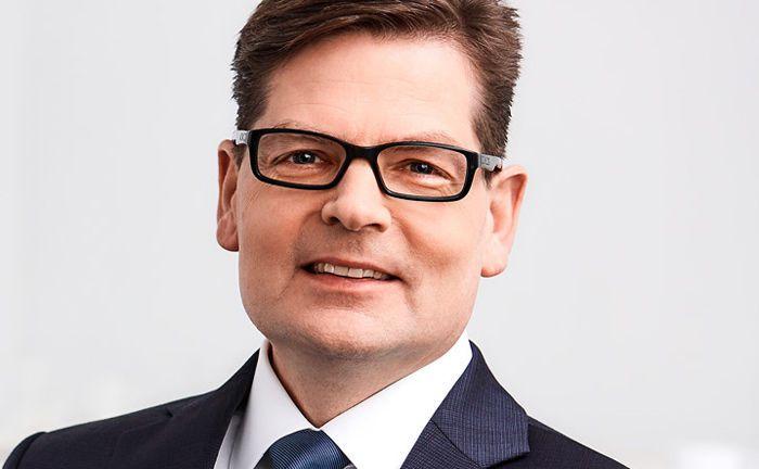 Arno Walterist Vorstandsvorsitzender der Direktbank Comdirect.