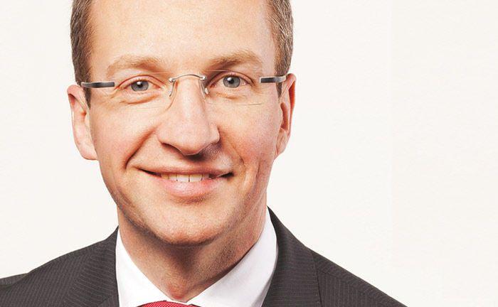 Andreas Saxon von der Frankfurter Sparkasse: Er übernimmt die Private-Banking-Abteilung 2 von Michael Korn.|© Jochen Kratschmer/Frankfurter Sparkasse