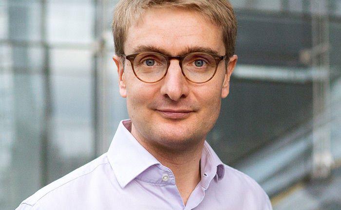 Sören Obling ist neben Oliver Lintner Gründer und Geschäftsführer des österreichischen Robos Finabro.  |© Finabro