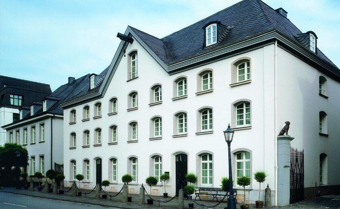 Im Packhaus, gelegen im Duisburger Stadtteil Ruhrort, gründete Franz Haniel im 18. Jahrhundert den Vorläufer des heutigen Unternehmens Franz Haniel & Cie.|© Franz Haniel & Cie.