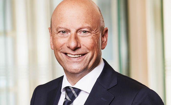 Holger Mai von der Frankfurter Bankgesellschaft (Schweiz): Der Vorsitzender der Geschäftsleitung sieht enormes Wachstumspotenzial im Private Banking des Sparkassen-Verbundes.