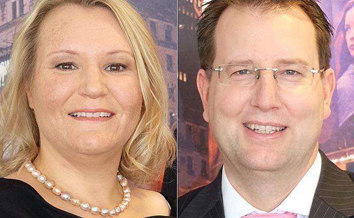 Martina Daubenthaler und Alexander Berger bilden die Geschäftsführung des Stuttgarter Vermögensverwalters Daubenthaler & Cie.|© Matthias Gaul