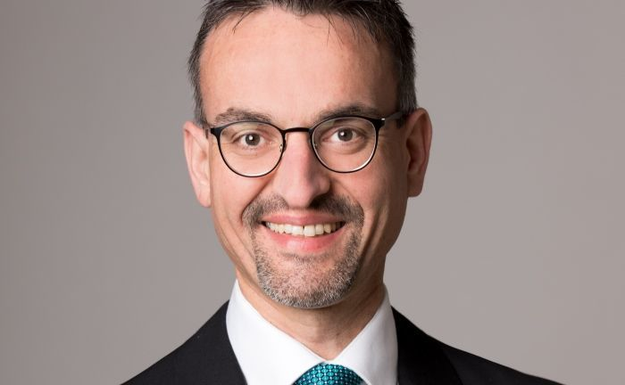 """Jörg Scherer, Leiter Technische Analyse bei HSBC Deutschland: """"Der Dax hat jüngst wichtige charttechnische Widerstandszonen übersprungen."""""""