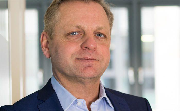 Stephan Schröter soll beim digitalen Vermögensverwalter Ginmon weitere Partner für Vertriebskooperationen an Bord holen.|© Ginmon