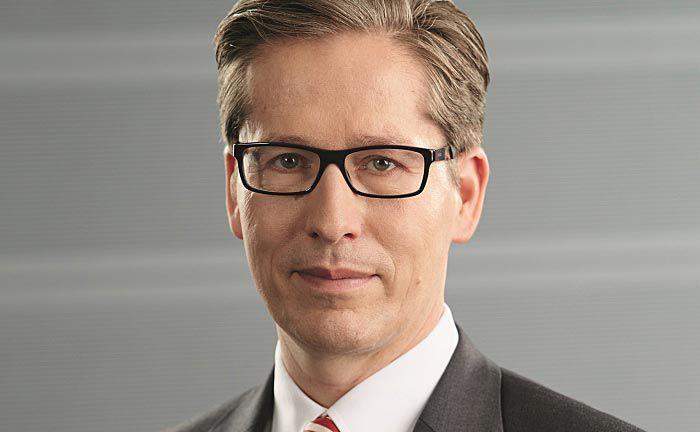Frank Strauß ist seit September 2018 Privat - und Firmenkundenbank Vorstand der Privat - und Firmenkundenbank der Deutschen Bank.|© Postbank