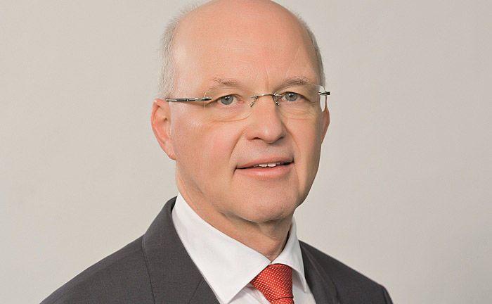 Jürgen Brönstrup: Der 61-Jährige hatte seine Ausbildung zum Bankkaufmann 1972 begonnen. |© KSK Steinfurt