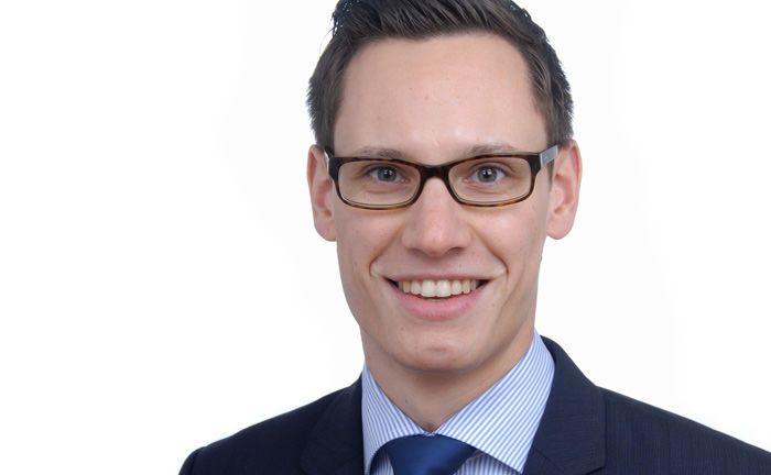 Manuel Bolkart von der MC Vermögensmanagement: Die Liechtensteiner haben mit dem Crypto Vario Fund einen der ersten Fonds auf den Markt gebracht.