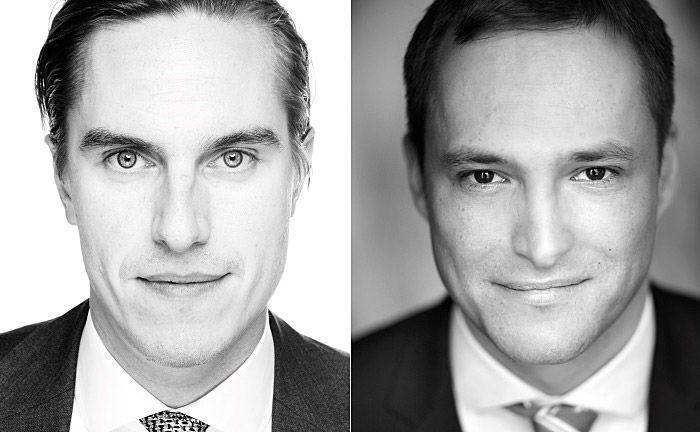 Tim Sebastian Giess (l.) und Nico Grimm leiten den neuen Standort. |© Vivum