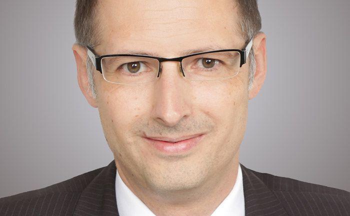 Jens Escher von der Wirtschaftskanzlei Taylor Wessing
