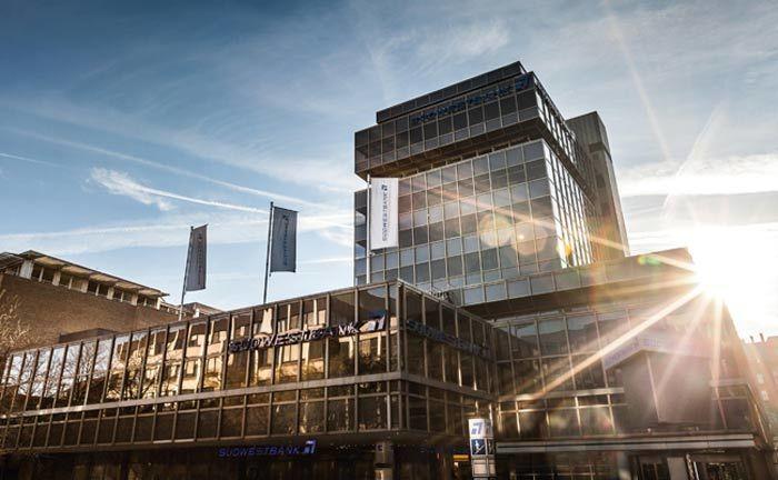 Zentrale der Südwestbank in Stuttgart: Das Institut hat seit Dezember 2017 einen neuen Eigentümer.