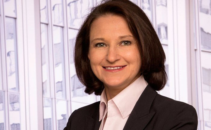 Heike Fürpaß-Peter: Die Wirtschaftswissenschaftlerin ist bereits seit knapp zehn Jahren für das Unternehmen aktiv.|© Lyxor AM